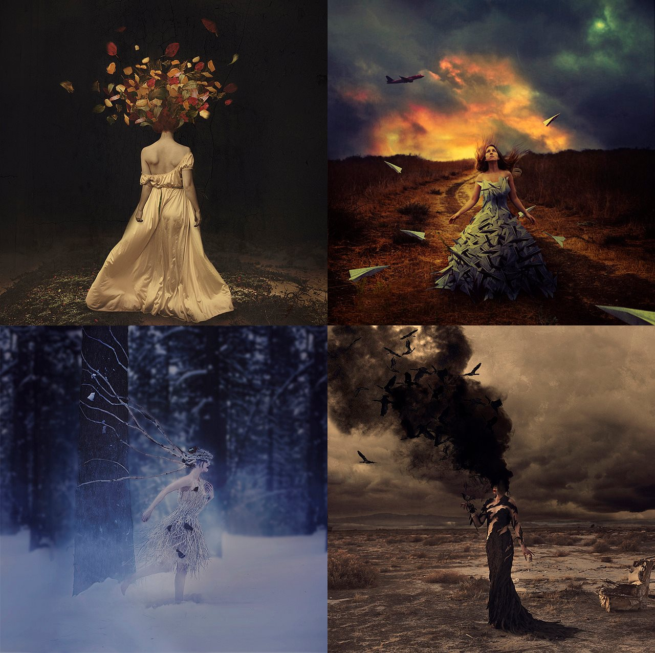 Photographs by Brooke Shaden