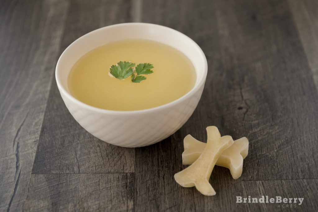 BRINDLEBERRY BONE BROTH